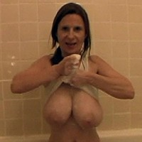 Candi floppy and wet