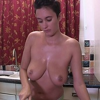 Kim Irons Topless