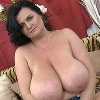 Lorie's mature melons