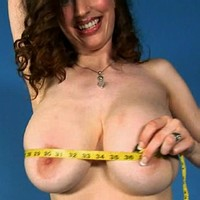Lillian Faye measures