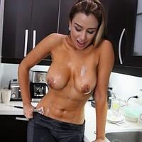 Naked gif latina maid have