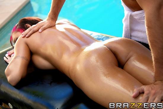Brazzers ass massage