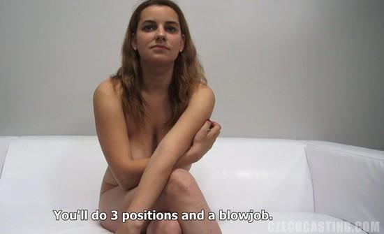 Consider, that czech casting sex