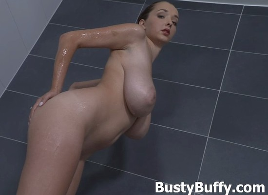 busty buffy Bathroom