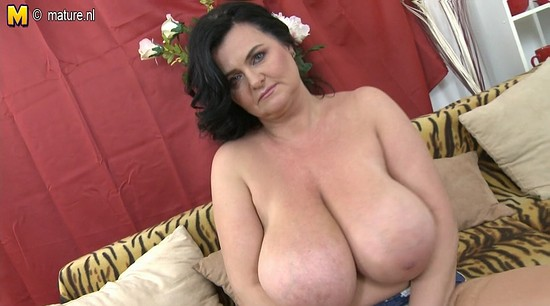 Mature big melons