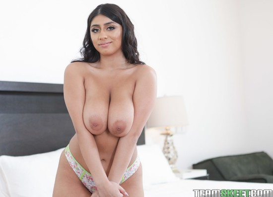 Violet Myers Titty Attack